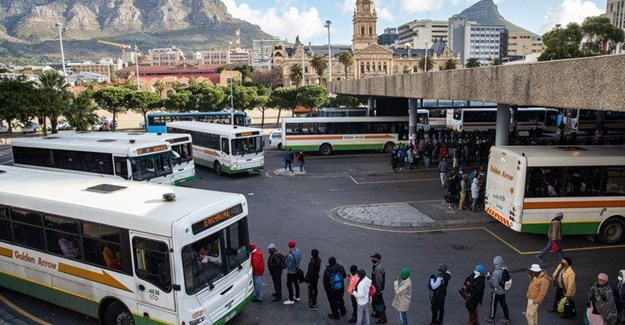 Cape Town has reached Transport Day Zero. This is why