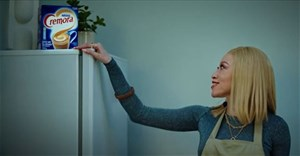 Nestlé Cremora remakes iconic 'it's not inside, it's on top' ad