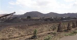 A coal beacon hill mine in Tete. Joshua Kirshner, Author provided
