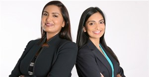 Zahra and Nadia Rawjee, founders and directors, Uzenzele Holdings