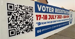 IEC Township Wall Media campaign by Keys Communications