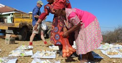 Kwanalu, partners donate R5m in food aid following recent unrest