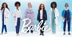 Barbie debuts dolls in likeness of Covid-19 frontline workers