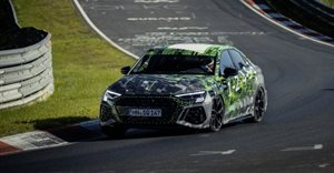 Audi RS3 claims a new Nurburgring lap record