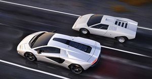 Lamborghini Countach comes back to life