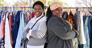 Pre-loved clothing paving a pathway out of poverty for SA women