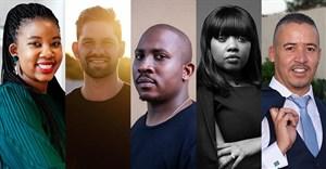 Rutendo Nyamuda, Julian Jordaan, Sibabalwe Sineke, Khuthala Gala Holten, and Craig Swartz.