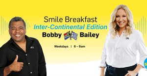 Smile 90.4FM launches the first inter-continental breakfast show