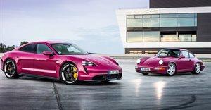 Porsche Taycan gets tech update