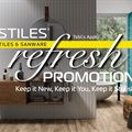 Stiles launches the Stiles Refresh Promotion with up to 45% off selected products