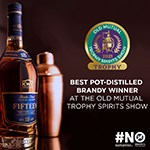 KWV takes home honours at Old Mutual Trophy Spirits Show 2021: Three trophies, five medals for local spirit producers
