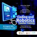 Teacher training coding and robotics