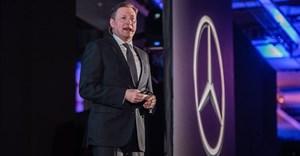 Mercedes-Benz SA's co-chief executive officer resigns