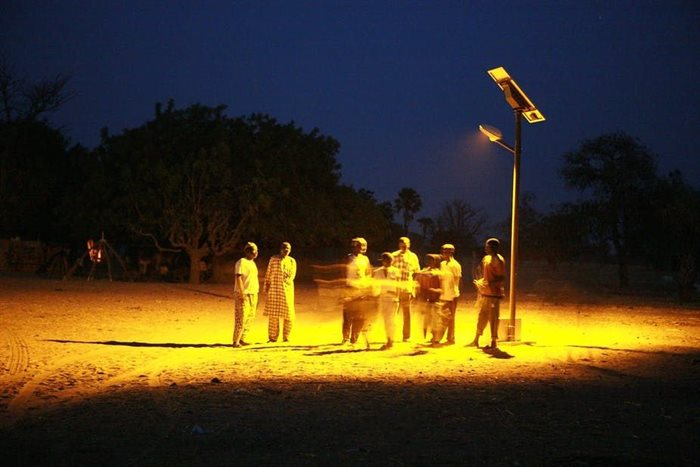 Renewable energy technology holds promise for rural electrification. ,