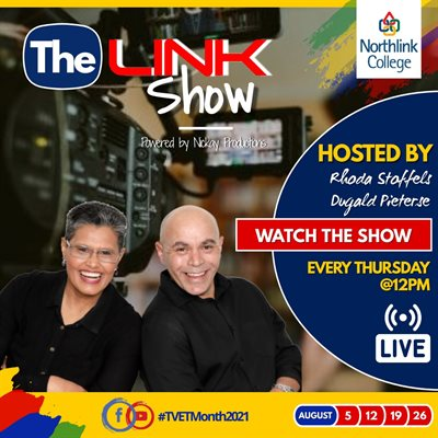 """Northlink College launches """"The Link Show""""- livestream"""