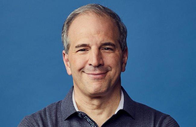 Jim Magats, senior vice president of omni payments at PayPal