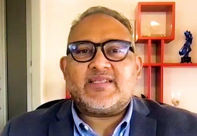 Ogilvy South Africa's Group CEO, Enver Groenewald