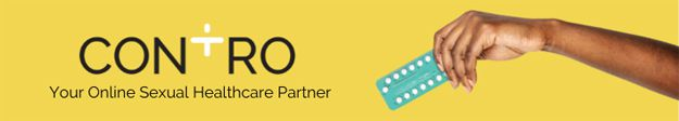 Introducing Contro, the platform that's transforming access to sexual healthcare across SA!