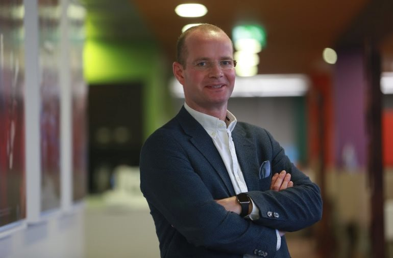 Richard Chambers, area vice president, Africa/MED, Salesforce | image supplied