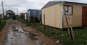 Gqeberha families have been housed on land polluted by methane gas, but municipality won't explain what's going on