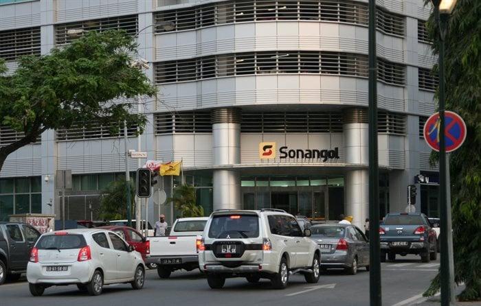 Head office of Angola's state oil company Sonangol in the capital Luanda. Reuters/Ed Cropley