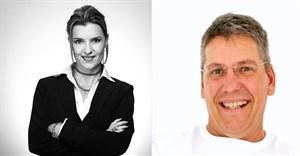 Celéste Burger and André van Tonder