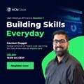 L&D Meetup Sessions #Finance - Free online event on employee development for HR leaders in finance