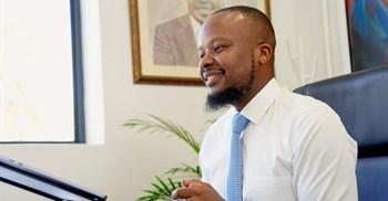 Tebogo Ditshego, president of Prisa