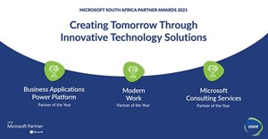 Mint Group achieves 3 accolades at the Microsoft South Africa 2021 Partner Awards
