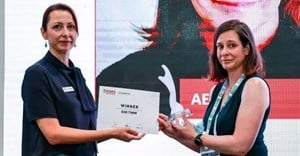 Aecom's Kim Timm recognised at 2021 Big 5 Women in Construction Awards