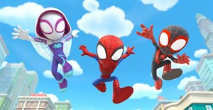 Disney Junior premieres Spidey And His Amazing Friends from Marvel Animation this October