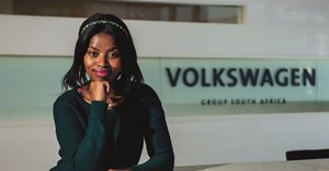 Siyanga Madikizela is steering the VW brand in South Africa