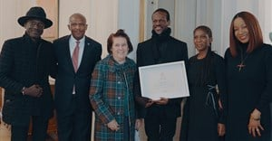 Laduma Ngxokolo, Imane Ayissi named African Luxury Heritage Awards winners
