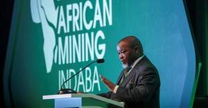 South Africa should not rush move away from coal, Mantashe says