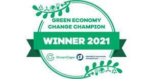 Tshwane Metropolitan Municipality's beneficiation of bio-solids project wins inaugural Green Economy Change Champions Competition