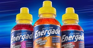 Just Design Jhb and Energade 'step up their game', with an invigorating new pack design