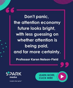 Don't panic! The attention economy future looks bright