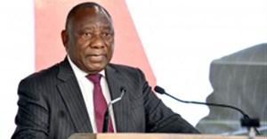 Transition to low-carbon emissions economy 'urgent' - President Ramaphosa