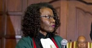 Justice Sisi Khampepe -