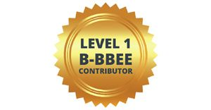 Nudge is now a certified Level 1 B-BBEE contributor