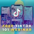 Free webinar: TikTok 101 Masterclass by Arora Online