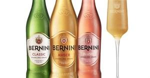 Bernini dials up the glow with a stylish new look and easy opening cap