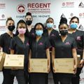 Beauties and the beasts face off in Regent Business School's 'shark tank' SMME competition