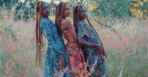 Linda Khumbanyiwa celebrates Malawi's culture and craftsmanship through fashion