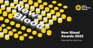 D&AD announce briefs for 2022 New Blood Awards