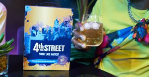 4th Street Wines launches Sweet Late Harvest for the ultimate chill