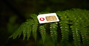 Vodacom launches Eco-Sim cards made from recycled plastic