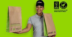 Detpak's new Enveloop delivers sustainable courier bag solution