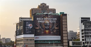 Inventive new campaign launches a bold new drink