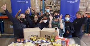 Coronation extends relief to vulnerable communities on World Food Day
